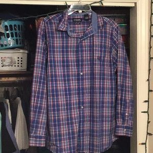 Long Sleeved Button Up shirt. Asking 25
